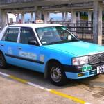 香港空港のタクシーで市内に移動する方法★乗り方ガイド