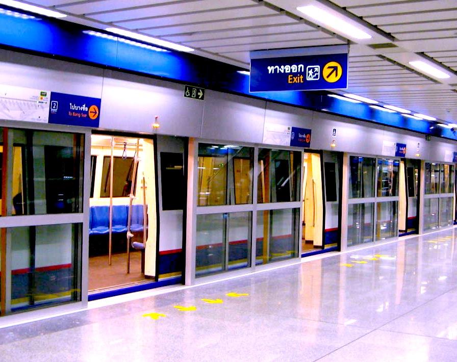 バンコク-地下鉄-MRT-移動方法-1