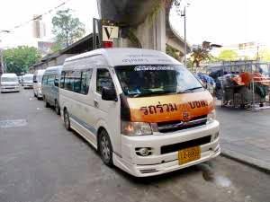 アユタヤ-行き方-バンコク-アクセス-ロットゥー