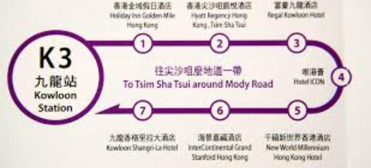 香港-エアポートエクスプレス-シャトルバス-乗り方-路線図-2