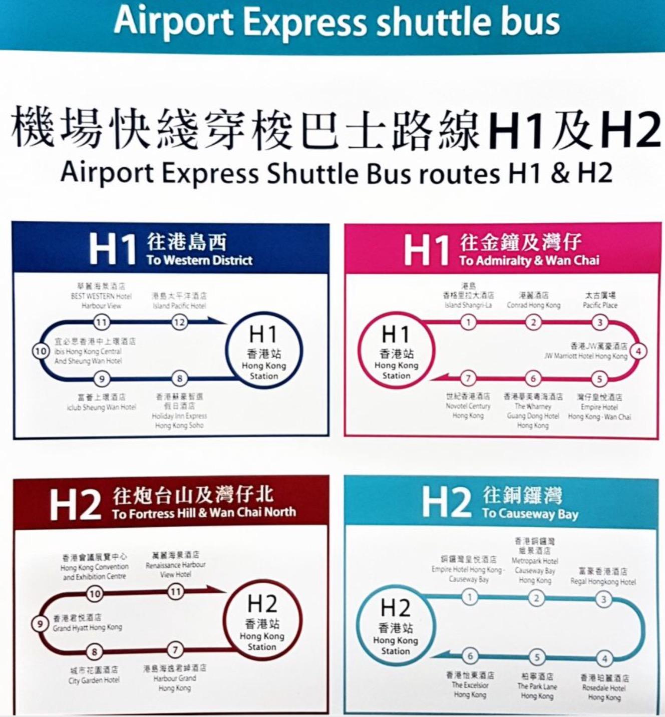 香港-エアポートエクスプレス-シャトルバス-乗り方-路線図-5