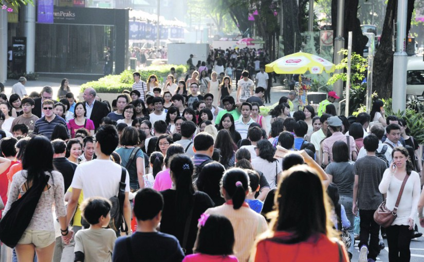 シンガポールの気温、季節、気候!旅行におすすめの時期と服装は??