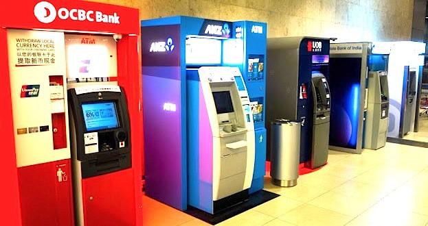 シンガポールでお金はどうする?現地通貨に両替 or クレジットカード?