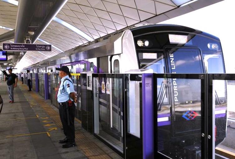 バンコクの地下鉄《MRT》での移動方法の徹底ガイドよ★