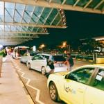 シンガポール★タクシーで空港と市内 オーチャードやマリーナベイサンズなどへの料金や時間など!