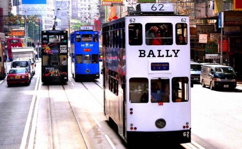 香港の路面電車★トラムの乗り方や料金など強めにガイド!TRAM