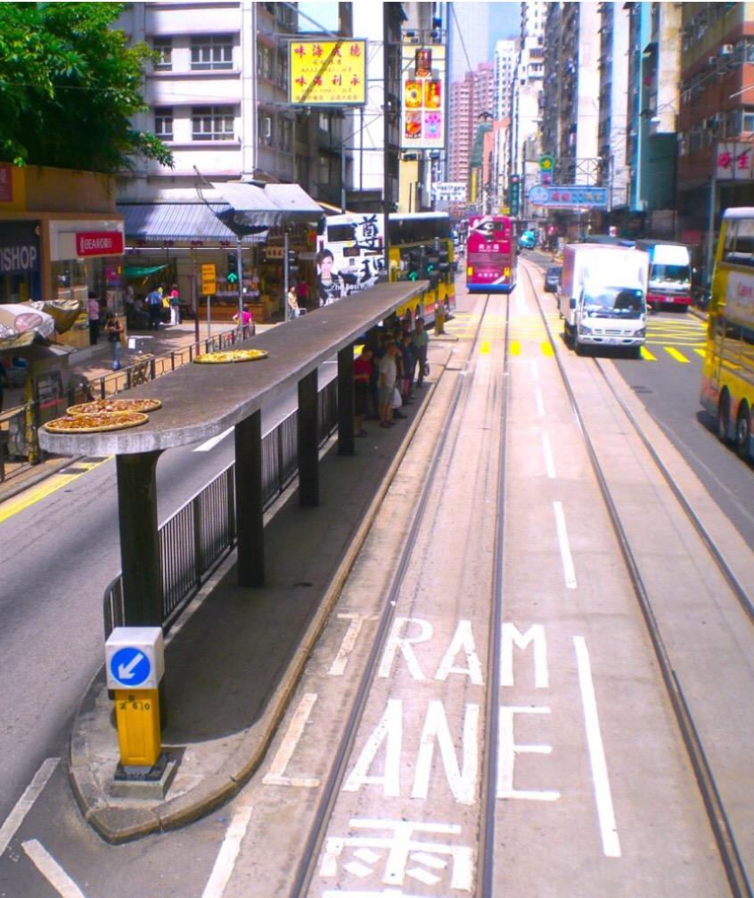 香港-路面電車-トラム-乗り方-料金-4