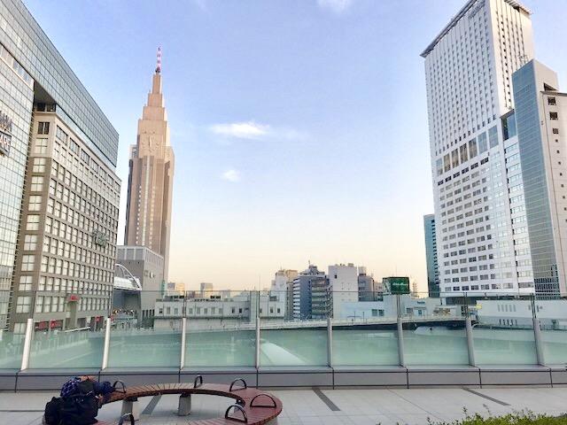 バスタ新宿-新宿駅-高速バスターミナル-行き方-サザンテラス