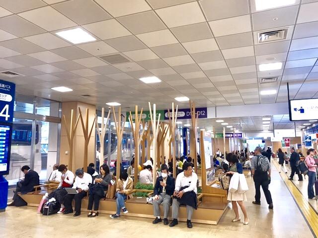 バスタ新宿-新宿駅-高速バスターミナル-行き方-1