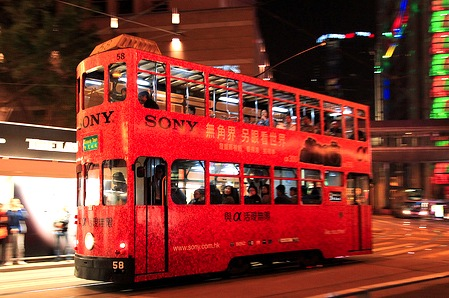 香港-路面電車-トラム-乗り方-料金-12