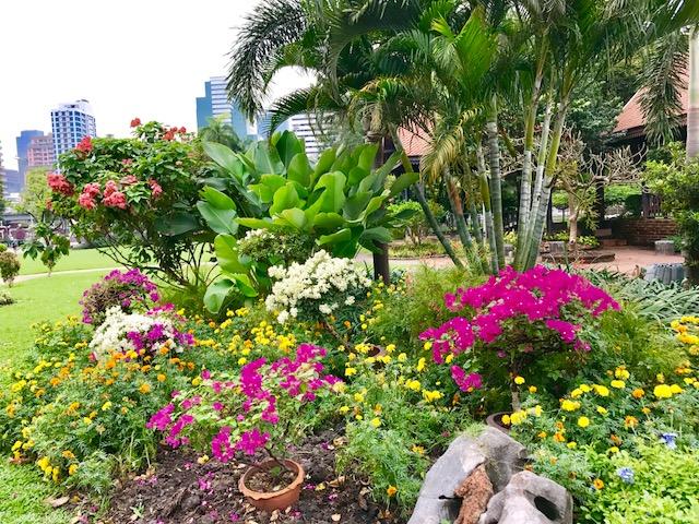 ルンピニー公園-バンコク-無料-観光スポット-4