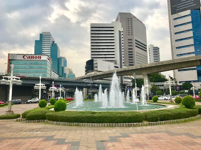 バンコク-おすすめ-観光スポット-ルンピニー公園-1