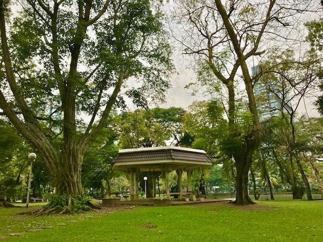 ルンピニー公園-バンコク-無料-観光スポット-8