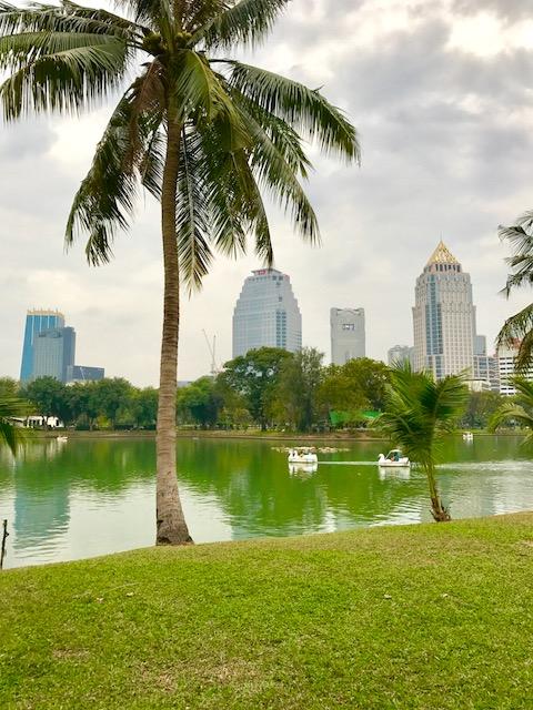 ルンピニー公園-バンコク-無料-観光スポット-6