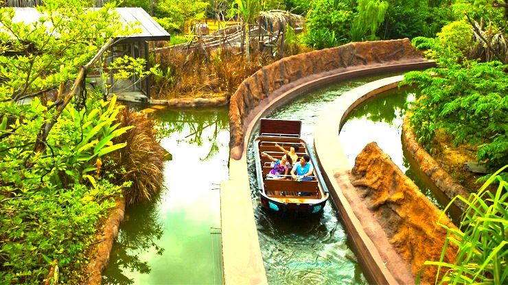 シンガポールのリバーサファリ★おすすめの動物園のRiver Safari楽勝ガイド!