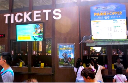リバーサファリ-シンガポール-料金-予約-チケット