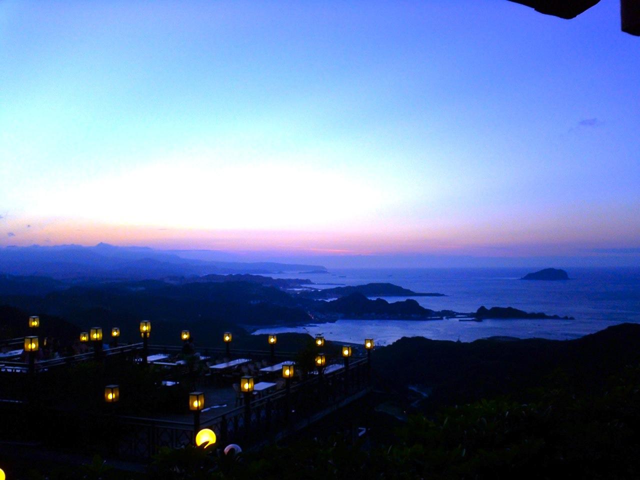 九份-台湾-おすすめ-景色