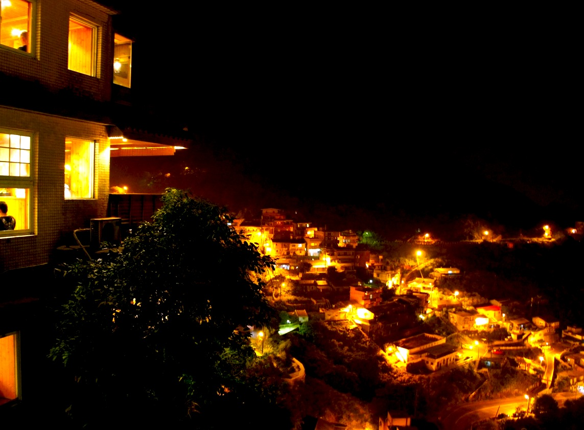 九份-台湾-おすすめ-夜景