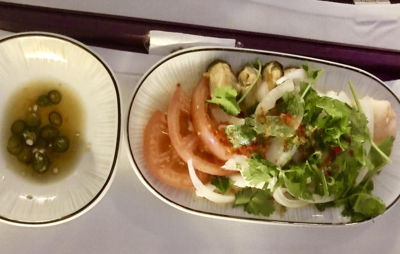 タイ航空-機内食-メニュー-タイ料理-5