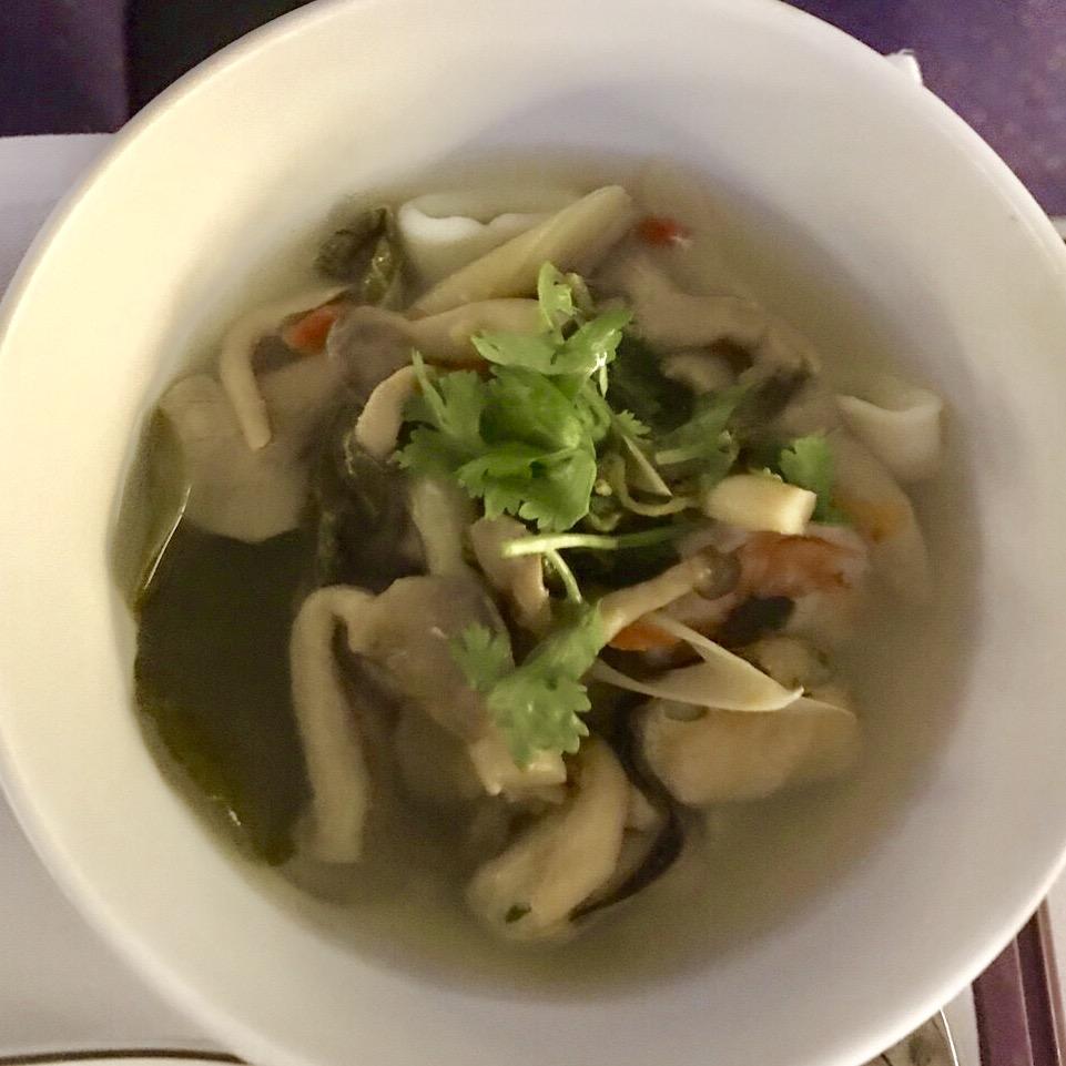 タイ航空-機内食-メニュー-タイ料理-3