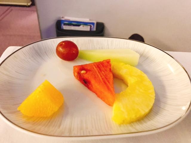タイ航空-ビジネスクラス-機内食-メニュー-4