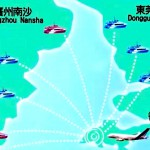 香港空港からフェリーでマカオへの乗り継ぎとアクセス方法★チケット料金