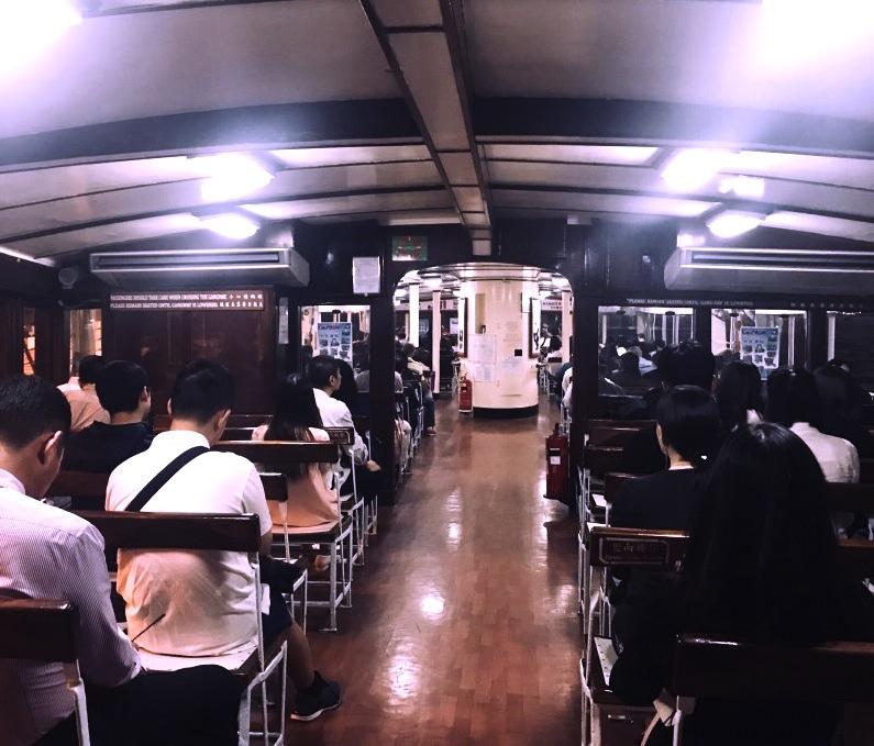 香港-スターフェリー-乗り方-場所-おすすめの席-34