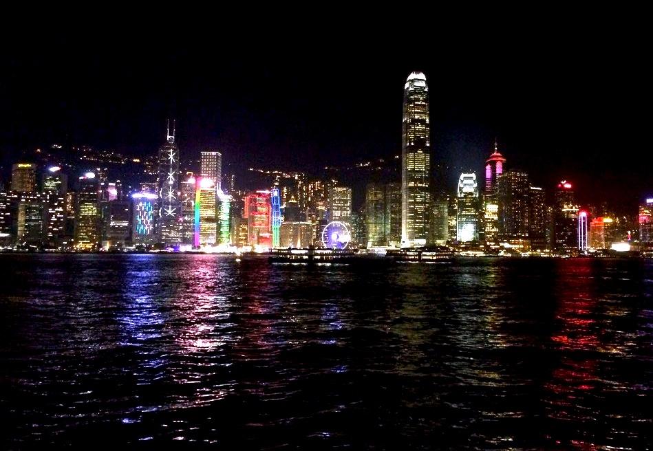 フェリー-香港