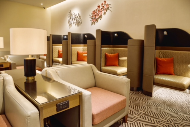 バンコク空港-ラウンジ-シンガポール航空-ANA-ビジネスクラス-1