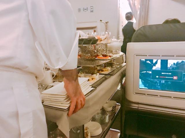 トルコ航空-ビジネスクラス-おすすめ-価格-食事-シート-36