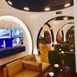 トルコ航空★到着ラウンジ イスタンブール空港の早朝便はアライバルラウンジに!