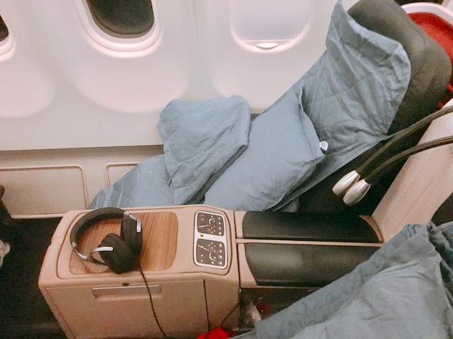 トルコ航空-ビジネスクラス-おすすめ-価格-食事-シート-19