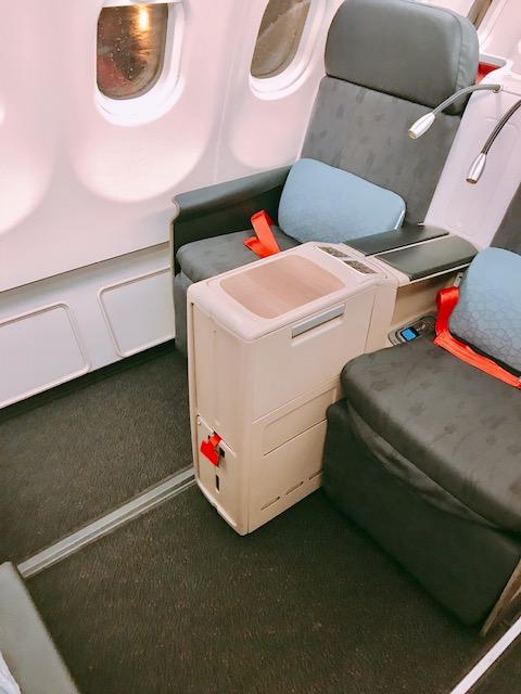 トルコ航空-ビジネスクラス