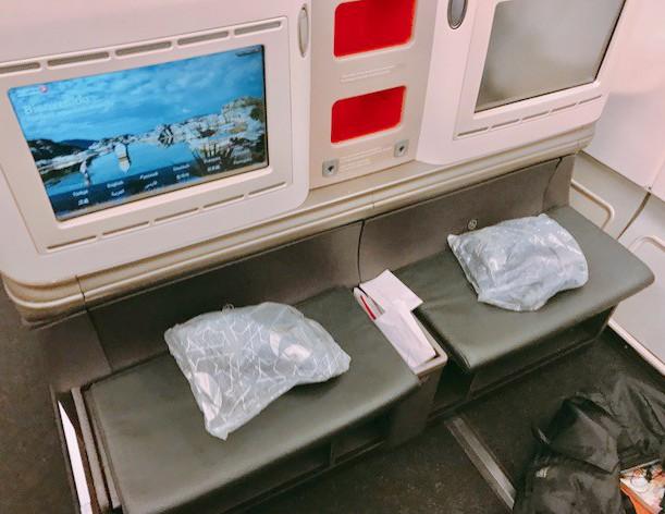 トルコ航空-ビジネスクラス-おすすめ-価格-食事-シート-4