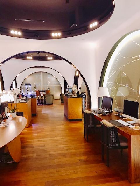 トルコ航空-ラウンジ-ビジネスクラス-イスタンブール空港-到着-アライバル-利用時間-1