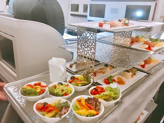 トルコ航空-ビジネスクラス-おすすめ-価格-食事-シート-29