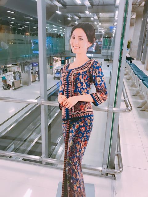 バンコク空港-ラウンジ-シンガポール航空-ANA-ビジネスクラス-28