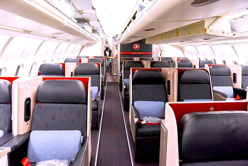 トルコ航空-ビジネスクラス-おすすめ-価格-食事-シート-2