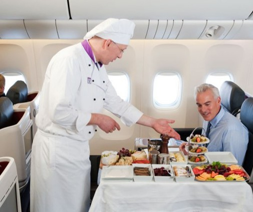 トルコ航空-ビジネスクラス-フライングシェフ