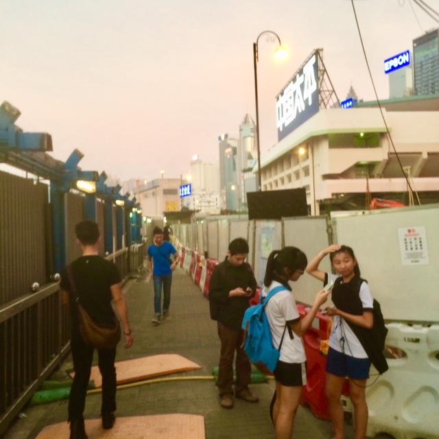 香港-スターフェリー-乗り方-場所-湾仔フェリーターミナル-3
