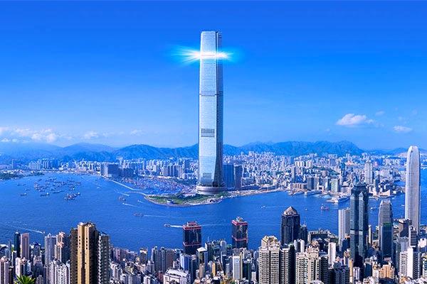 香港1の展望台★スカイ100をマルっとガイド★景色★夜景を堪能よ!