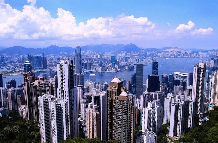 ビクトリアピーク-香港