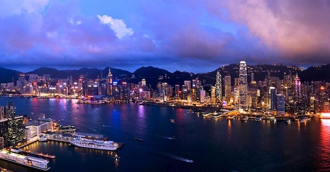 香港-展望台-景色-sky100-12