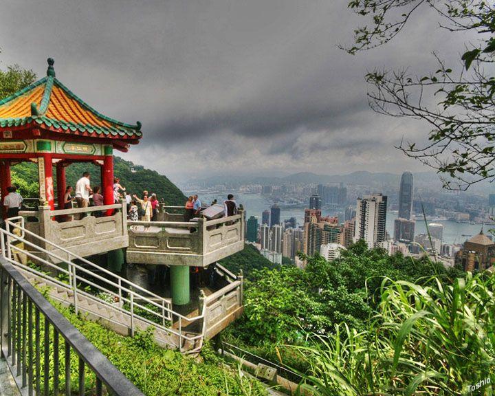 香港-ビクトリアピーク-行き方-アクセス-4