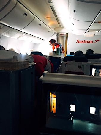 オーストリア航空-ビジネスクラス-13