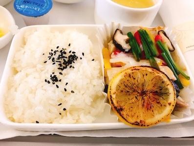 アシアナ-ビジネスクラス-機内食-5