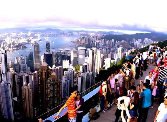 香港-ビクトリアピーク-行き方-アクセス-8