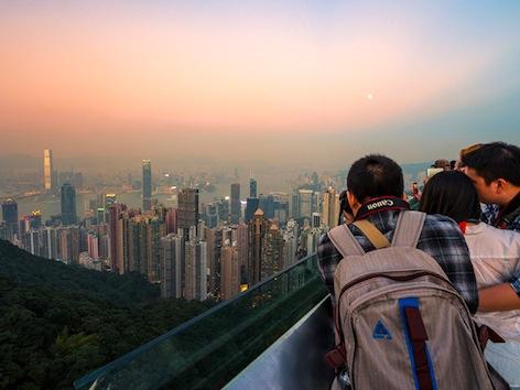 香港-ビクトリアピーク-行き方-アクセス-7
