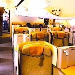 アシアナ航空のビジネスクラスでパリへ!評判は?シートや機内食や欠点を検証よ★