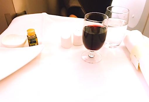 アシアナ航空-ビジネスクラス-機内食-パリ-8